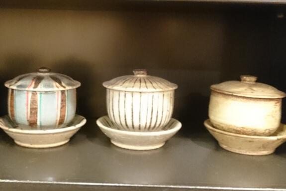 蓋つき茶碗